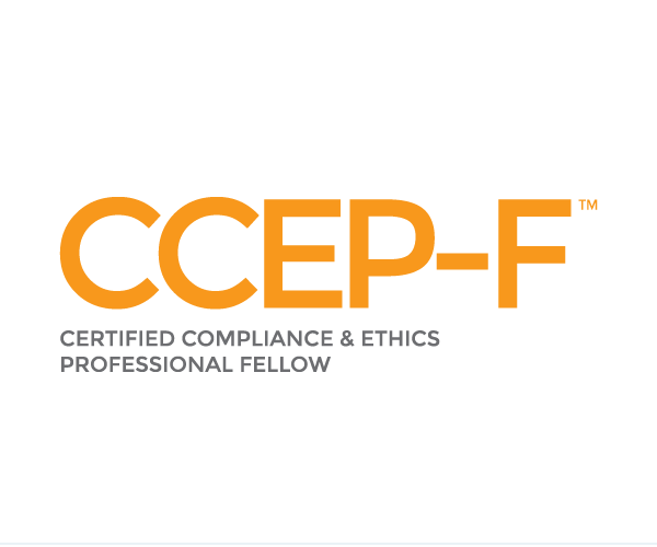 Certified Compliance & Ethics Professional Fellow Logo