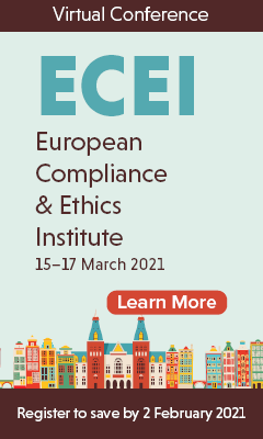 2021 European Compliance and Ethics Institute