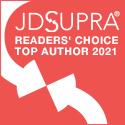 2020 JD Supra Readers Choice Award
