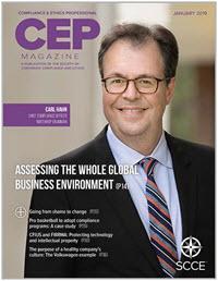 CEP magazine