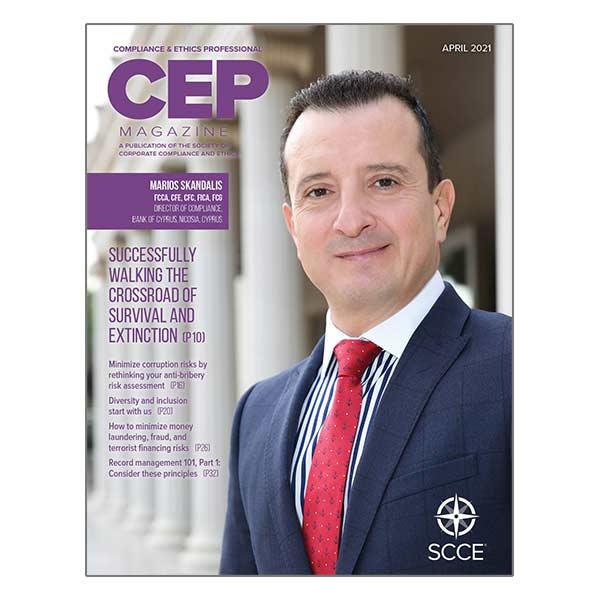 CEP April 2021