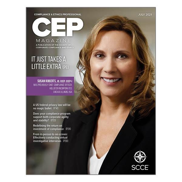 CEP July 2021