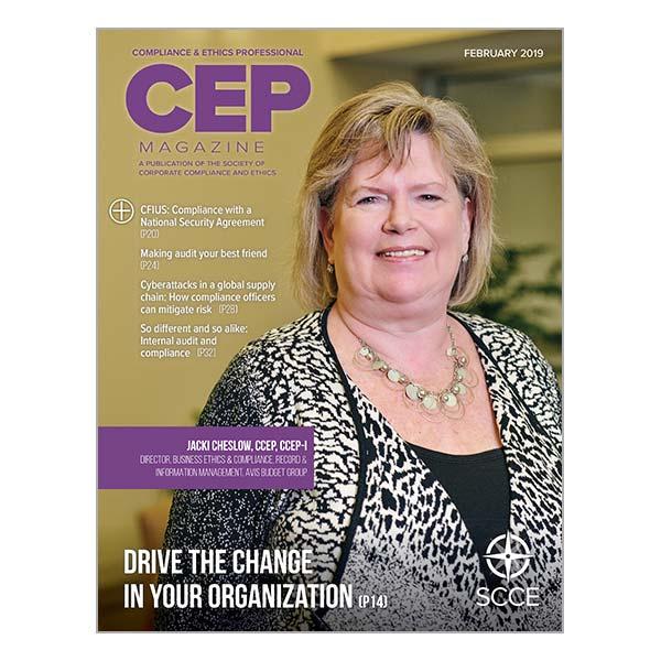 CEP February 2019