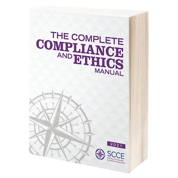 The Complete Compliance and Ethics Manual 2021 Softcover book only